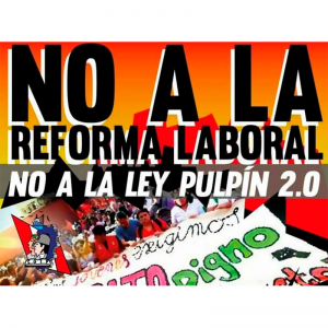 No a la ley pulpin 2 square