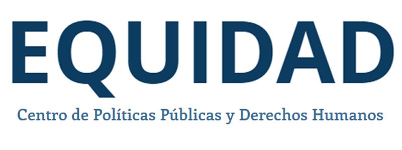 Logo para Equidad: Centro de Políticas Públicas y Derechos Humanos