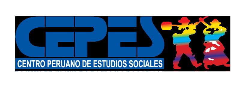 Logo para Cepes: Centro Peruano de Estudios Sociales
