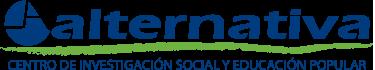 Logo para Alternativa: Centro de Investigación social y Educación Popular