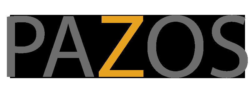 Logo para Pazos: Arte para la Educación