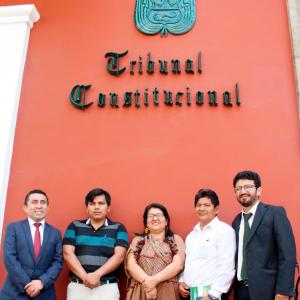 Tribunal Constitucional square