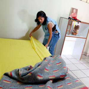 Trabajadoras del Hogar -Andina cuadrado